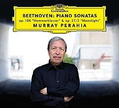 Beethoven: Piano Sonatas Op.106 'Hammerklavier' & op. 27/2 'Moonlight