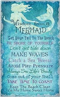 mermaid home accessories