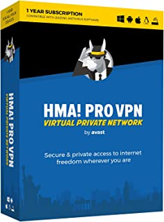 hma vpn price