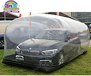 pvc inflatable car shelter car capsule