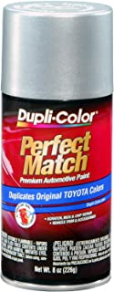 Dupli-Color BTY1616 Silver Streak Mica Toyota Exact-Match Automotive Paint - 8 oz. Aerosol
