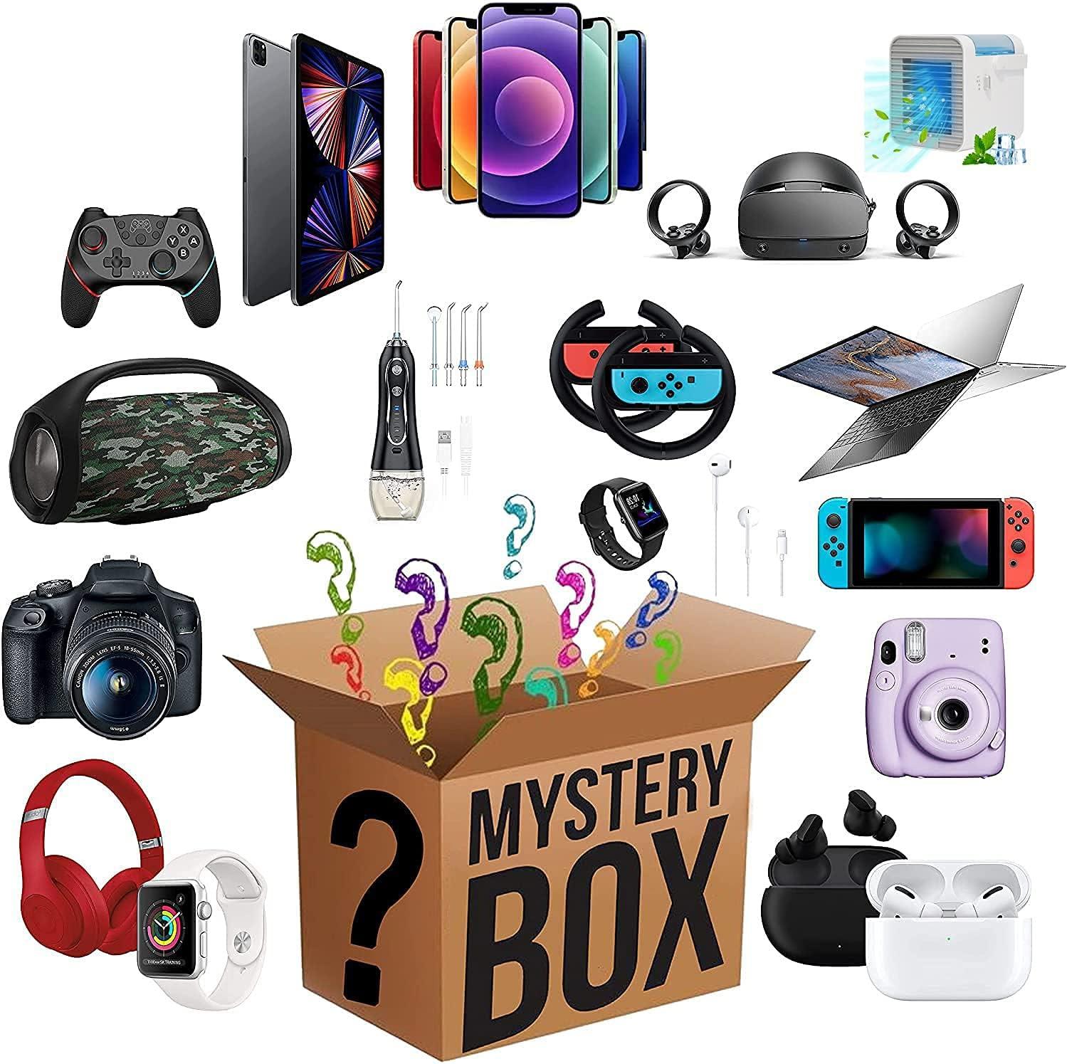 Mystery Max 82% OFF Charlotte Mall Box Electronics Boxes Random Birt