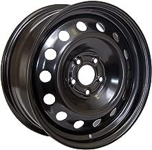 RTX, Steel Rim, New Aftermarket Wheel, 17X7, 5X112, 66.6, 45, black finish X47112