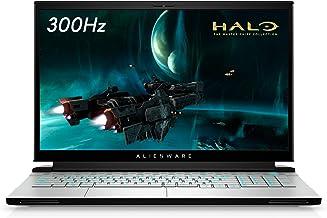 New Alienware m17 R3 17.3 inch FHD Gaming Laptop (Luna Light) Intel Core i7-10750H 10th Gen, 16GB DDR4 RAM, 1TB SSD, Nvidi...