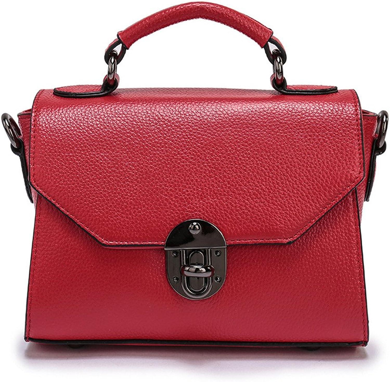 GWQGZ Mode Wenig Frisches Dame Schultertasche Handtasche Skew Skew Skew Spanning Tasche. Rot B07DLZ7WMM  Angemessener Preis 569e33
