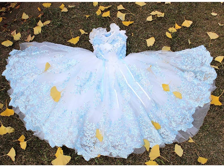 Dog Evening Dress,Dog Bride Costume ThreeDimensional Printing Design MultiLayered Fluffy Skirt Suitable for Wedding Photo Festival Party,XL