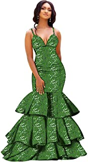 African Dresses for Women Wedding Traditional Cultural Wear for Girls Wax Print Ball Gown Cocktail Church Attire Prom