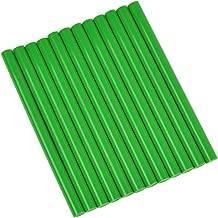 Green Colored Glue Sticks mini X 4