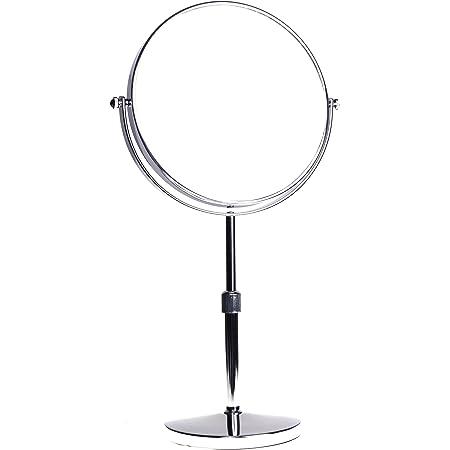 1pz Specchio Da Trucco Regolabile Ingranditore Specchio Da Bagno Per Radersi