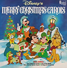 Walt Disney Presents Christmas Carols from All of Us to All of You