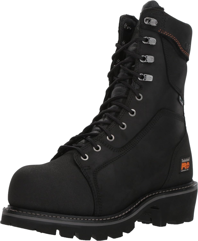 Timberland ついに再販開始 PRO Men's 価格 Rip Saw Work Boot Composite-Toe Logger