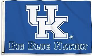 NCAA Kentucky Wildcats NCAA Big Blue Nation 3' x 5' Flag with Grommets