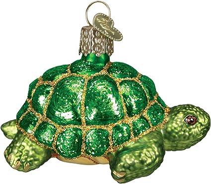 Tortoise Ornament Tortoise Christmas Tree Decoration