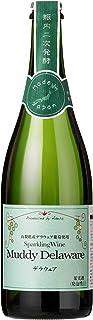 フジッコワイナリー スパークリングワイン マディ デラウェア [ 白ワイン 甘口 日本 750ml ]