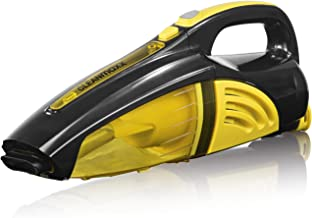 CLEANmaxx 01595 Cordless Handheld Vacuum Cleaner | incl. Powerful and Rechargeable Battery | with Wet and Dry Nozzle | 2 i...