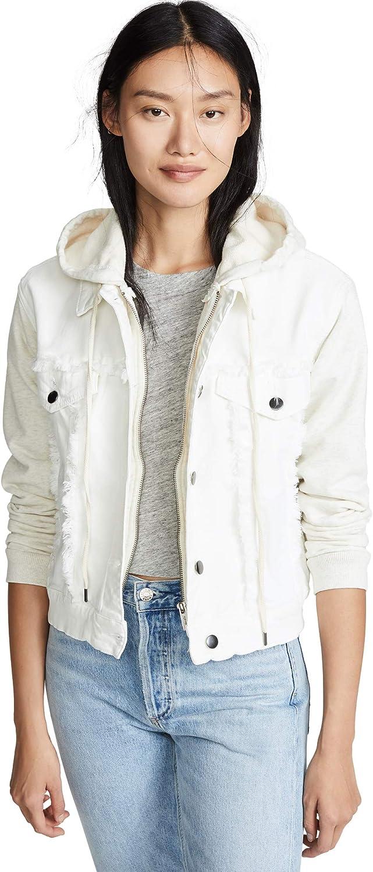 Splendid Women's Long Sleeve Button Down Denim Jacket