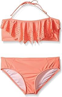 Seafolly Little Girls Luau Lu Mini Tube Bikini