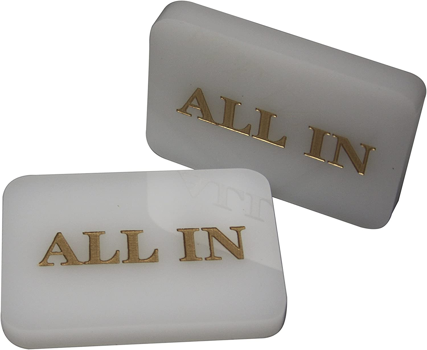 MRC Lot of 4pcs Acrylic High order All Plaque Button Our shop most popular in Casino Deal Quality