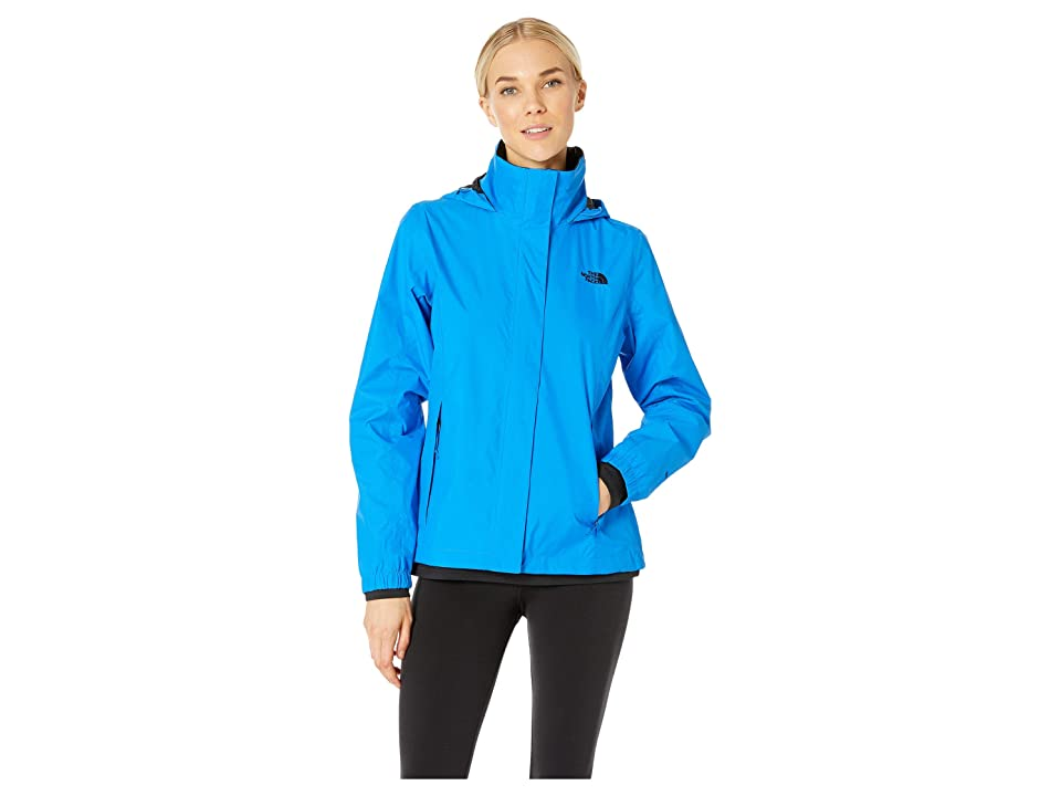 The North Face Resolve 2 Jacket (Bomber Blue/TNF Black) Women