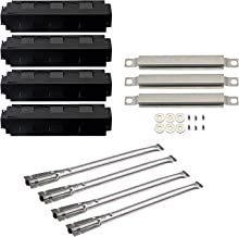 DcYourHome Gas Grill Replacement Parts for Select Charbroil 463420509,463420507, 463460710, Stainless Steel Grill Burner P...