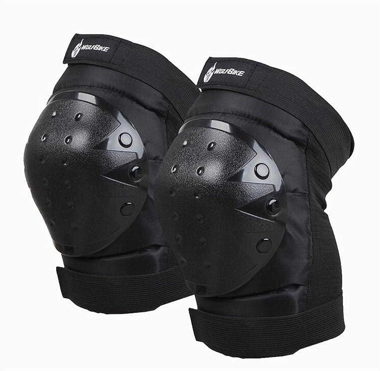 WOSAWE skating knee movement padded compression leg sleeve