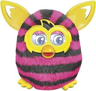 Boom Furby rayas rectas habla inglés, no compatible con app