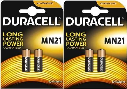 Duracell A23X 2Paquets (4pcs)