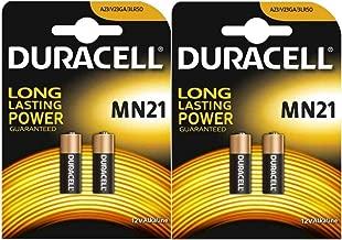 Duracell A23 x 2Packets (4pcs)