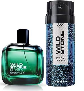 Wild Stone Hydra Energy Combo Deo and EDP 50 ml