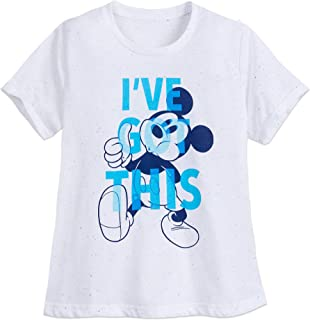 Disney Mickey Mouse Confetti T-Shirt for Women Multi