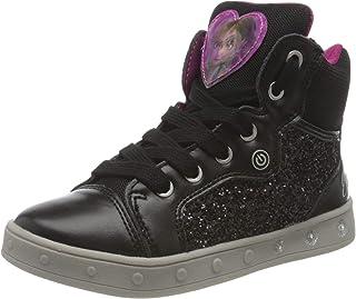 Geox J Skylin Girl A, Sneaker Niñas