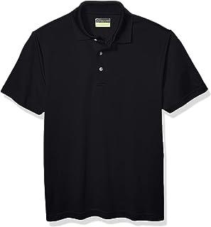 تی شرت های یقه دار جامد آستین کوتاه مردانه Airflux PGA TOUR