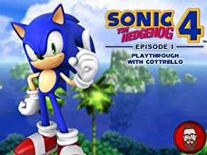 Sonic The Hedgehog 4 Episode 1 Playthrough with Cottrello