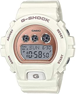 G-Shock Women's GMD-S6900MC-7CR White One Size