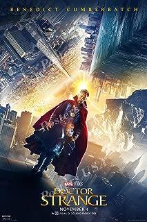 Posters USA Marvel Doctor Strange Movie Poster GLOSSY FINISH - MOV380 (24