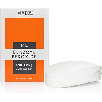 10% Benzoyl Peroxide Acne Bar