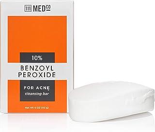 111MedCo 10% Benzoyl Peroxide Acne Bar