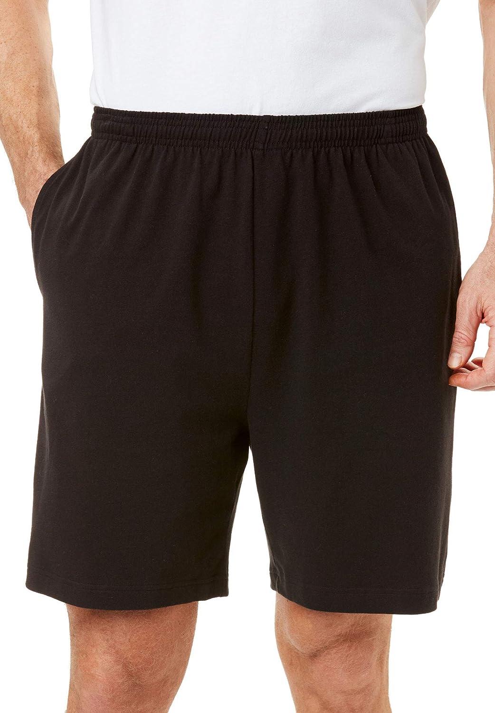KingSize Men's Big & Tall Lightweight Jersey Shorts