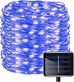 Best 50 ft solar string lights Reviews