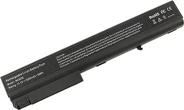 Futurebatt 5200mAh Battery for HP Compaq Notebook 8510p 8510w 8710p 6720t 7400 8200 8400 8510w 8710w 9400 nc8200 nc8230 nc8430 nw8240 nw8440 nw9440 nx7300 nx7400 nx8200 nx8220 nx8420 nx9420 361909-001