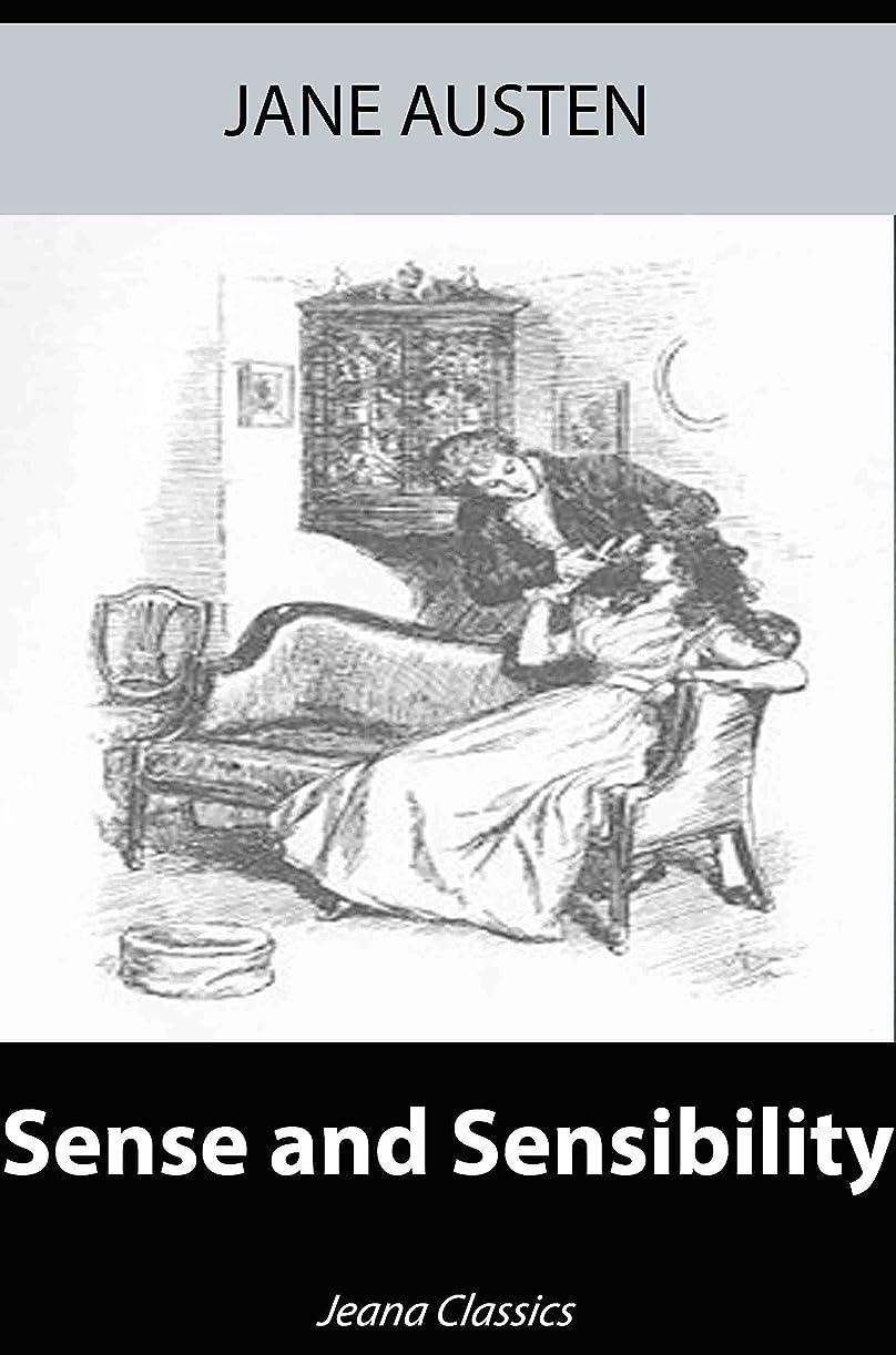 れんが不器用ようこそSense and Sensibility (Illustrated) (English Edition)