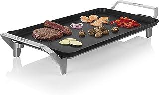 Princess 01.103110.01.001 Plancha Chef Premium XL Surface de Cuisson Thermostat Réglable Gris