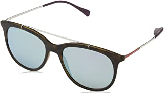 Prada Linea Rossa Sunglasses For Women, Multi Color PS02TS U6112954 53 mm