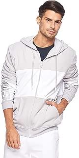 BodyTalk Men's BDTKM HOODED ZIP SWEATER Hooded Zip Sweater