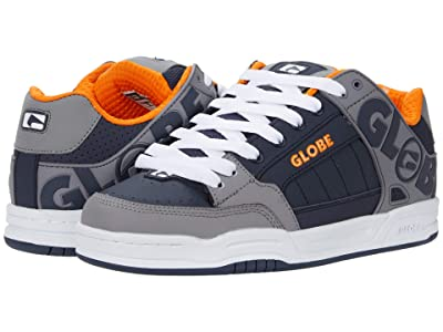 Globe Tilt (Grey/Navy/Orange) Men