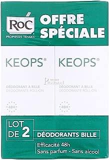 Best keops roc deodorant Reviews