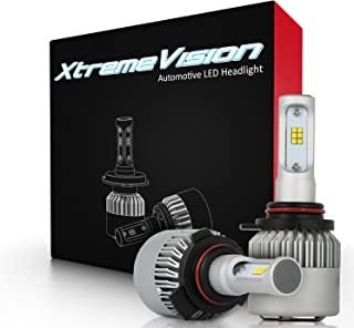 XtremeVision 7G 72W 16,000LM - 9012 LED Headlight Conversion Kit - 6500K CSP LED - 2019 Model