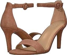 Saddle Tan Glittler Dust Leather