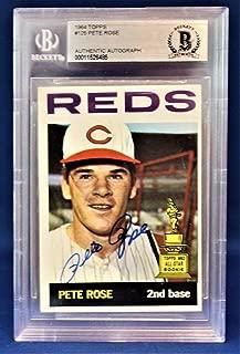 1964 pete rose rookie card