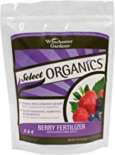 Winchester Gardens Select Organics Berry Granular Fertilizer, 3-Pound Bag
